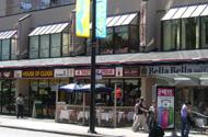 Robson Street  Shops
