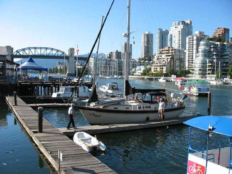 Bistro On Granville Island  Vancouvers Top Seafood