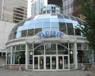 Entrance to Pacific Centre