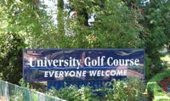 UBC Golf Course